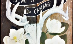 """There Is No Life Without Change"""